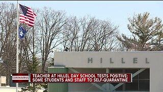 Farmington Hills teacher tests positive for COVID-19