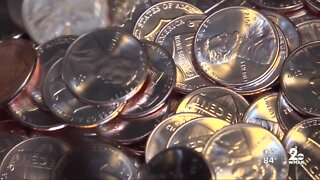 Businesses running low on change during a nationwide coin shortage
