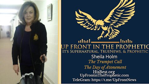 The Trumpet Call ~ Sheila Holm