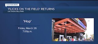 Las Vegas Ballpark announces the return of Flicks on the Field