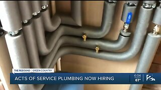 Acts of Service Plumbing, Looking For New Hires