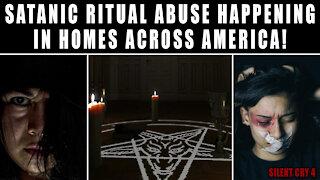 SATANIC RITUAL ABUSE HAPPENING IN HOMES ACROSS AMERICA!
