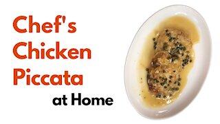 Chicken Piccata: Easy and delicious recipes
