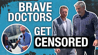 Mainstream media ignores Canadian doctors speaking out against official COVID narrative