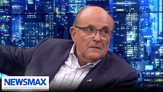 Rudy Giuliani sounds off after NY law license suspended | Greg Kelly Reports