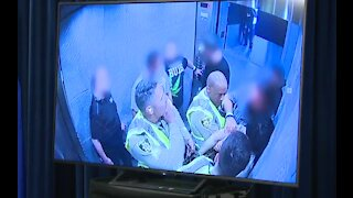 Las Vegas police release details of Allegiant Stadium shooting