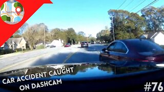 Driver Cuts Off Another Driver Caught On Dashcam - Dashcam Clip Of The Day #76