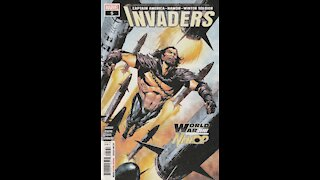 Invaders -- Issue 5 (2019, Marvel Comics) Review