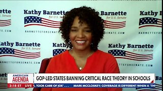 GOP-Led States Banning Critical Race Theory In Schools