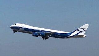 Air Bridge Cargo Airlines B747