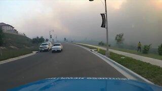 Silverado Fire scorches thousands of acres