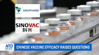 Chinese Vaccine Efficacy Raises Questions