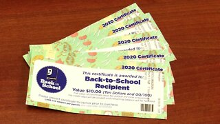 Goodwill offering back-to-school vouchers