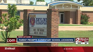 Parent Prompts Elementary School Lockdown