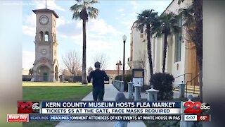 Kern County Museum to host pandemic-friendly Village Flea Market Saturday