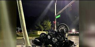 Motorcyclist dead after Las Vegas crash