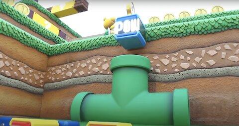 Video Tour Of The Amazing Super Nintendo World at Universal Studios Japan!