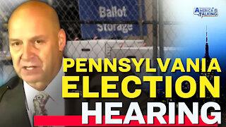PA State Legislature Hearing on Election Irregularities; Retailers on 2020 Holiday Season | AIT