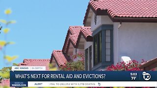 What's next for rental aid and evictions?