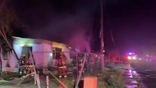 Deadly fire under investigation near 24th Street and Southern Avenueand