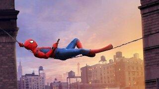 Being a Spider-man video