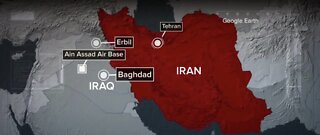 Tensions rise with Iran