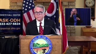 Governor DeWine announces statewide temporary curfew
