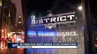 Police investigating Water Street nightclub shooting