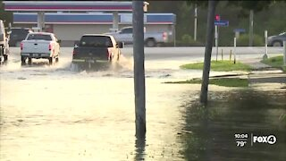 Island Park resident concerned about flooding