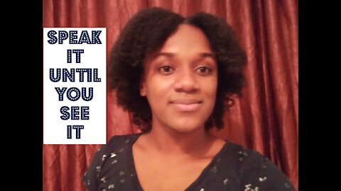 Decree & Declare it for your healing- freedom   Speak it until you see it 1