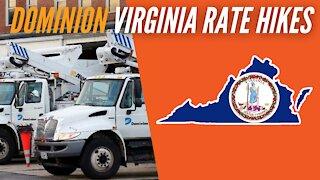Dominion Hikes Rates   Virginia Free Solar Program