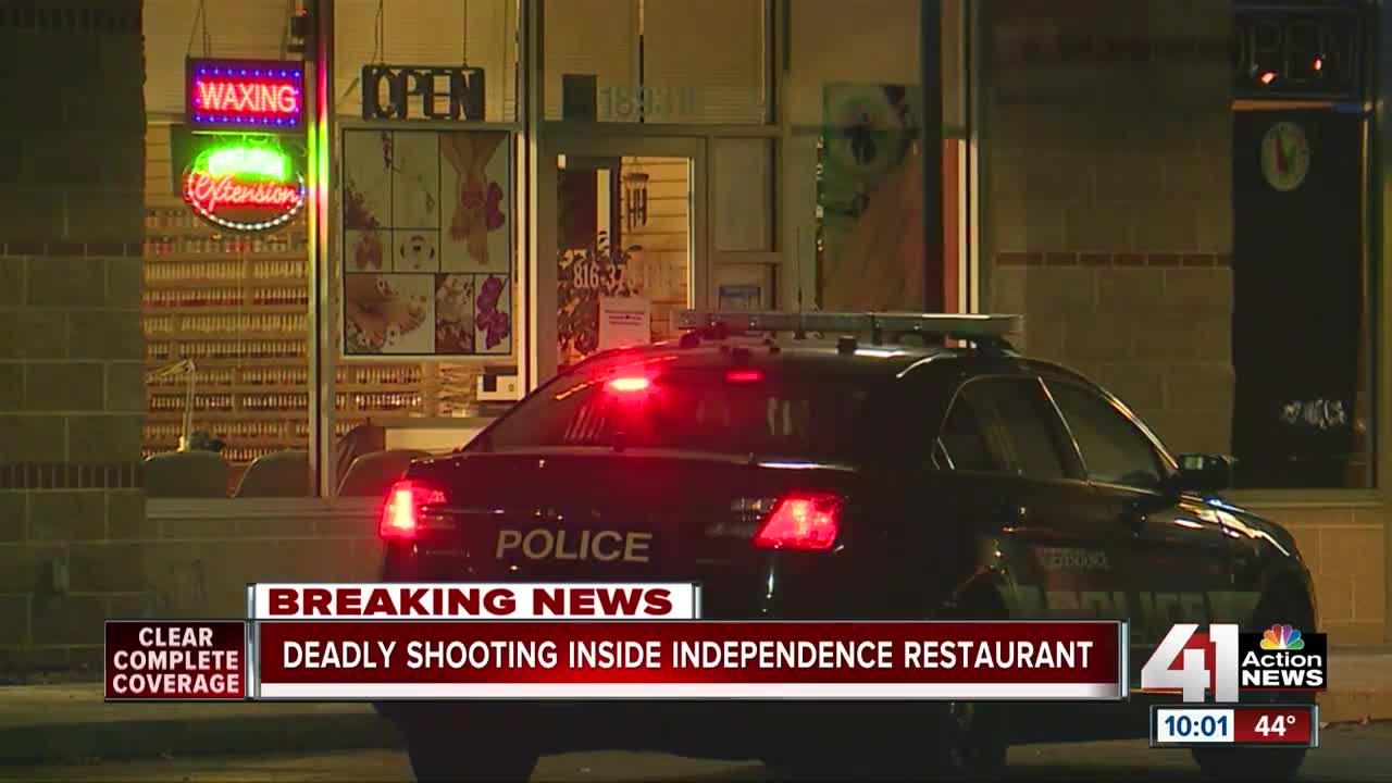 Independence police investigate homicide