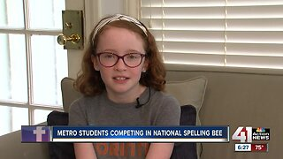 Corinth Elementary student heads for Scripps National Spelling Bee