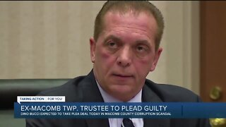 Ex-Macomb Township trustee to plead guilty