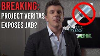 BREAKING: PROJECT VERITAS EXPOSES JAB?