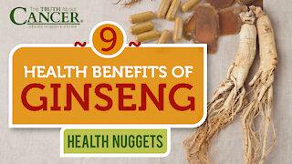 9 Health Benefits of Ginseng
