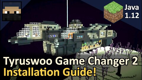 Biome Specific Structure Generator! Game Changer 2 Installation! Minecraft Java 1.12