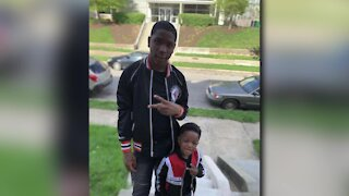 Mother praying for 14-year-old who killed her son