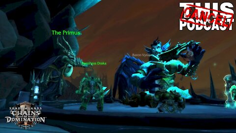 WoW Shadowlands 9.1 Chains of Domination - An Army of Bone and Steel (Thrall Loves His Momma)
