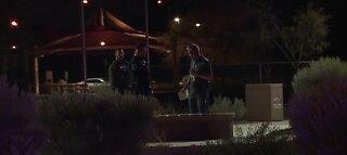 Woman killed in park in North Las Vegas