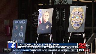National Police Week: Memorial