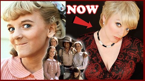 LITTLE HOUSE ON THE PRAIRIE 👒 THEN AND NOW 2021