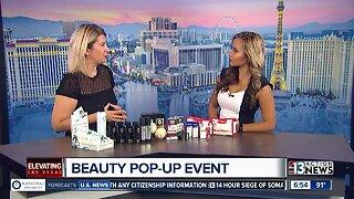 Beauty Pop-up event