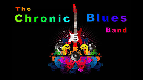 The Chronic Blues Band performs our original song FREIGHT TRAIN