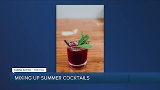 Mixing up summer cocktails with HOUR Detroit's best