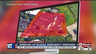 Speeding up school emergency response
