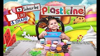 Plasticine Play Doh: Toy unboxing I Review