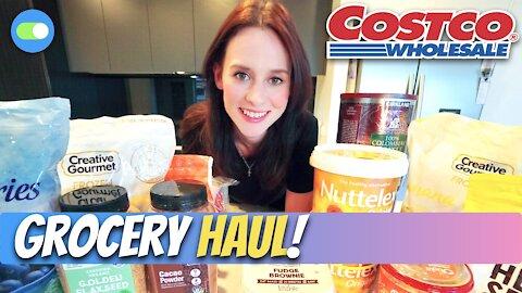 Australian Costco Grocery Haul | 🇦🇺🦘🛒