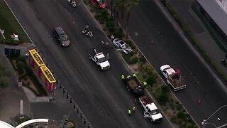 Traffic Alert: Las Vegas Boulevard and Flamingo