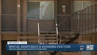 Rental assistance and avoiding eviction explained under new eviction order